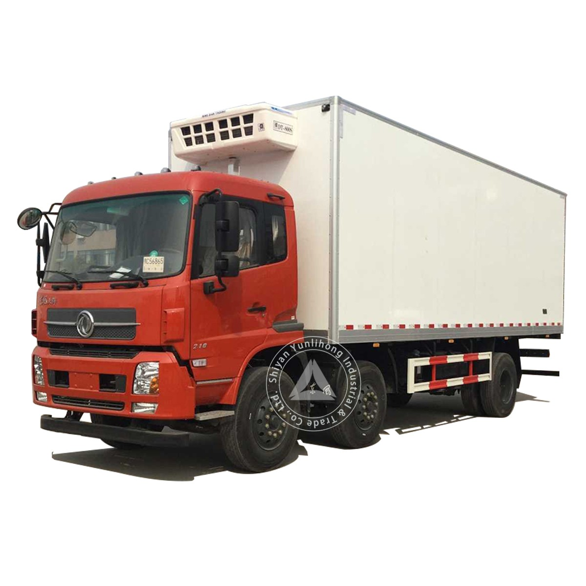 Dongfeng KR 4x2 GVW 11.6 Ton City Distribution Box TrucK Chassis Manufacturers, Dongfeng KR 4x2 GVW 11.6 Ton City Distribution Box TrucK Chassis Factory, Supply Dongfeng KR 4x2 GVW 11.6 Ton City Distribution Box TrucK Chassis