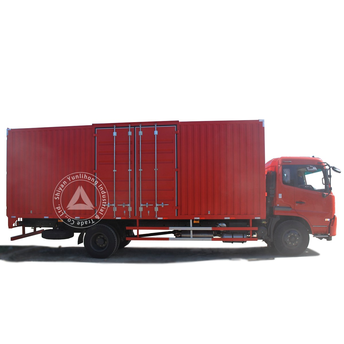 Dongfeng KR 4x2 GVW 13.5 Ton City Distribution Box TrucK Chassis Manufacturers, Dongfeng KR 4x2 GVW 13.5 Ton City Distribution Box TrucK Chassis Factory, Supply Dongfeng KR 4x2 GVW 13.5 Ton City Distribution Box TrucK Chassis
