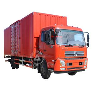 Dongfeng KR 4x2 GVW 13.5 Ton City Distribution Box TrucK Chassis