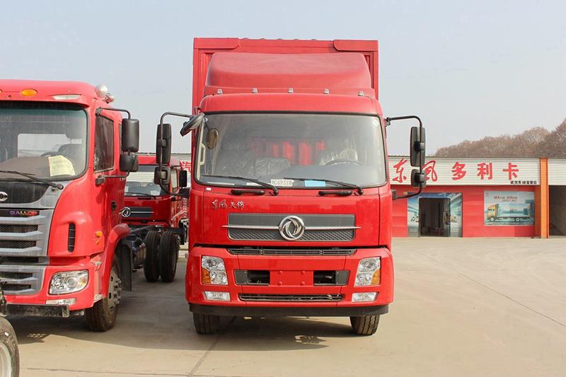 10 ton box truck