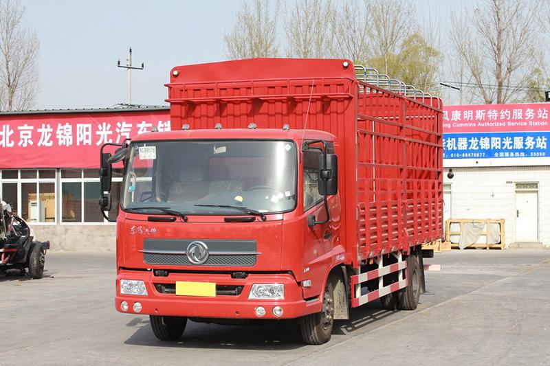 8 ton cargo truck