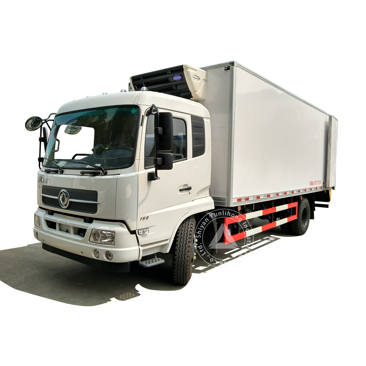 Dongfeng KR 4x2 GVW 16 Ton City Distribution Box TrucK Chassis Manufacturers, Dongfeng KR 4x2 GVW 16 Ton City Distribution Box TrucK Chassis Factory, Supply Dongfeng KR 4x2 GVW 16 Ton City Distribution Box TrucK Chassis