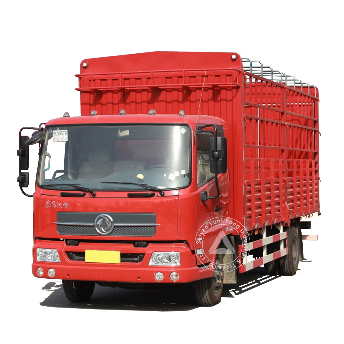 Dongfeng KR 4x2 GVW 11.6 Ton City Distribution Cargo TrucK Chassis