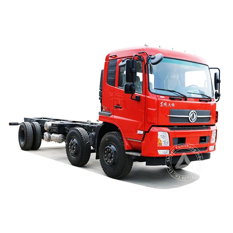 15 ton cargo truck