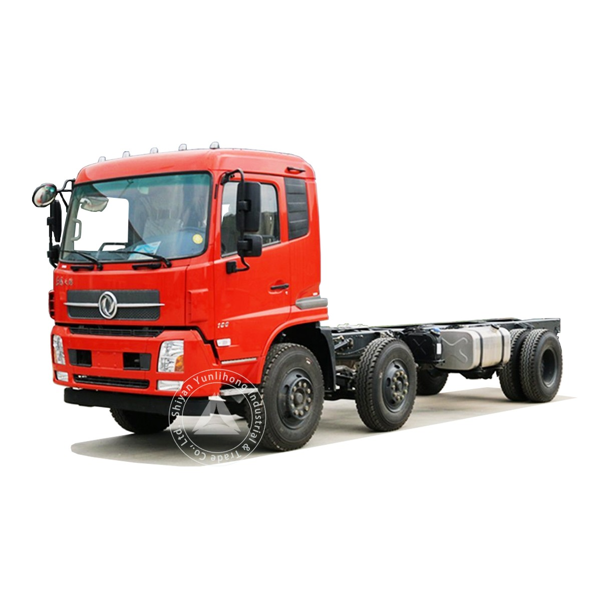 Dongfeng KR 6x2 GVW 19 Ton City Distribution Cargo TrucK Chassis