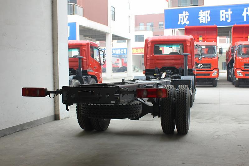 4x2 cargo truck