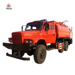10 एम 3 ऑफ रोड 6x6 फायर फाइटिंग टैंक ट्रक