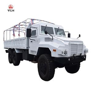 Bulletproof 300hp 6x6 Diesel Big Extreme Off Road Vehicles