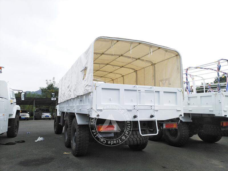 bulletproof diesel vehicle