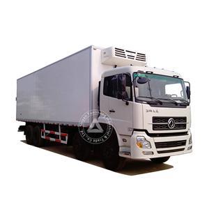 Châssis de TrucK de distribution régionale de Dongfeng KL 8x4 GVW de 30 tonnes