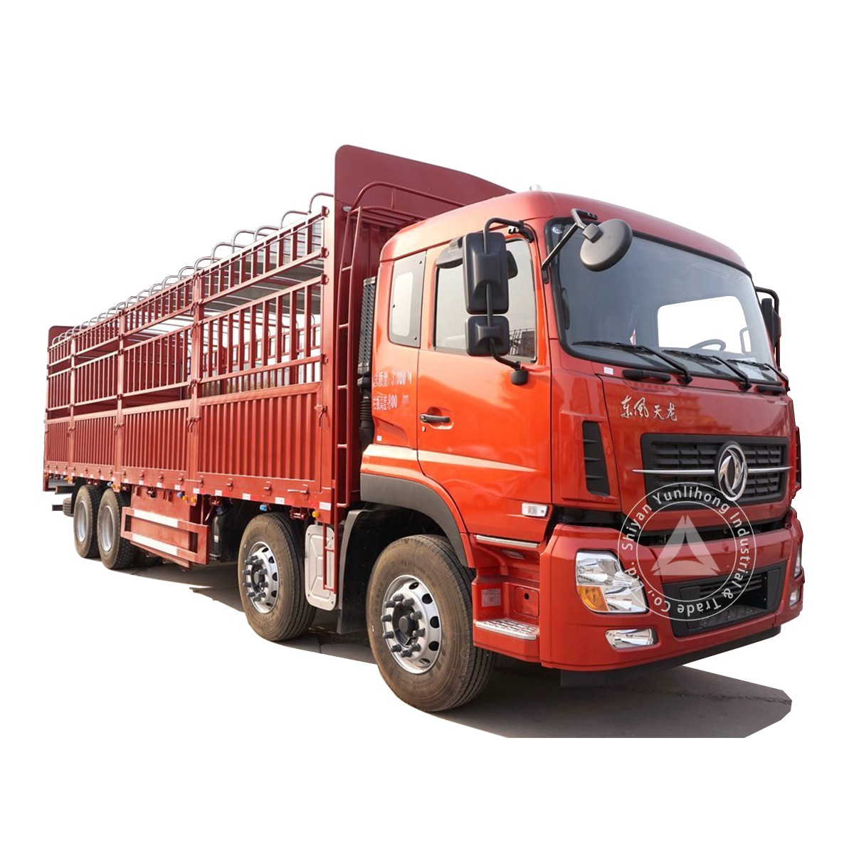 Dongfeng KL 8x4 GVW 31 Ton Regional Distribution TrucK Chassis