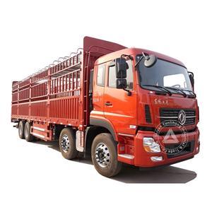 Châssis de TrucK de distribution régionale de Dongfeng KL 8x4 GVW de 31 tonnes