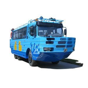 190hp উভচর ফ্লোটিং রেসকিউ শাটল যানবাহন