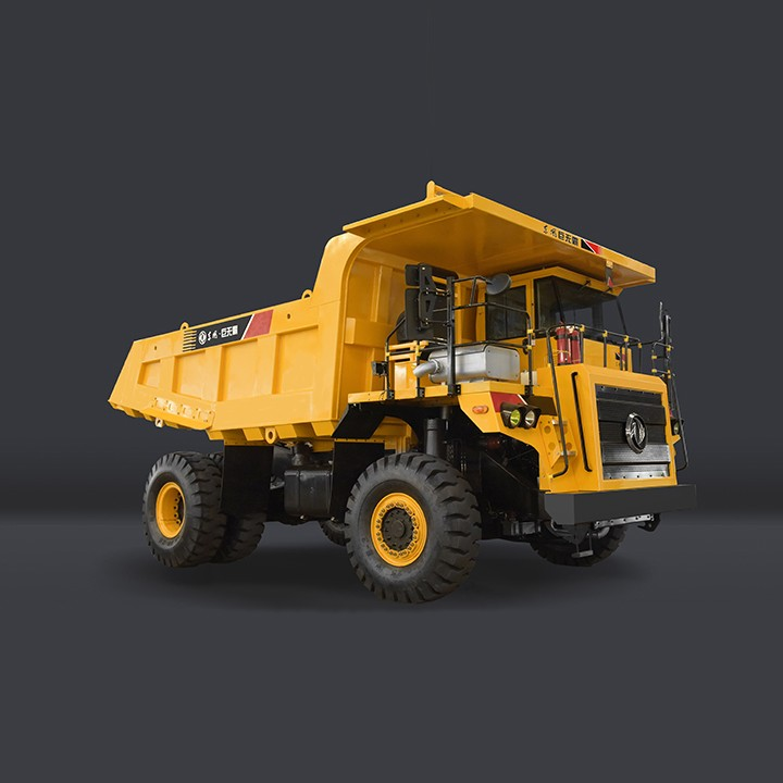 Benne basculante pour mines hors route de 45 tonnes de Dongfeng