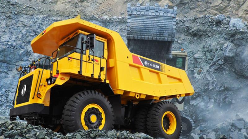 mining tipper