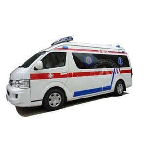 Small Middle Roof Left Hand Drive Ambulance Sale Price