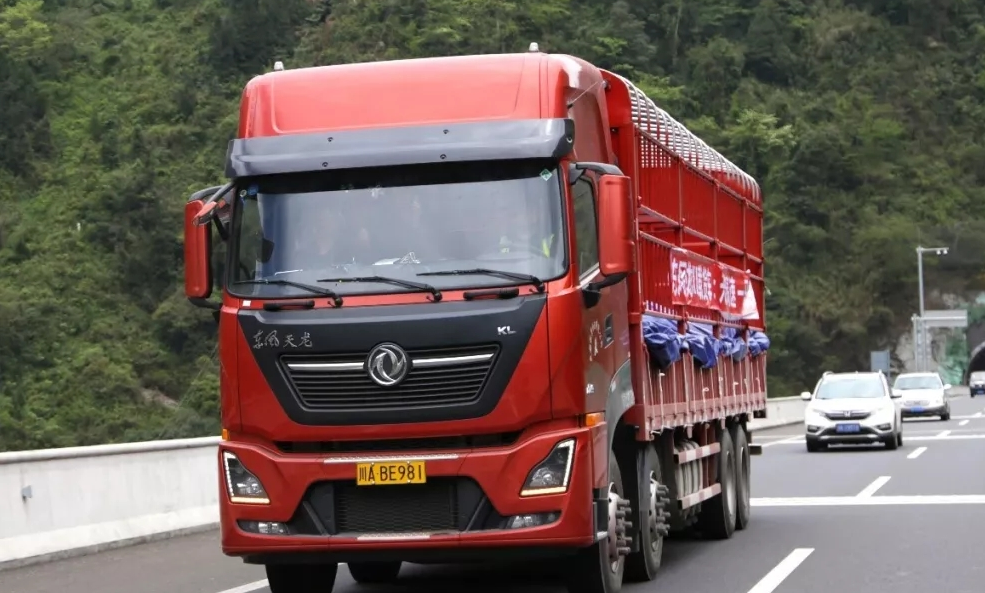 Dongfeng KL spent only 70 minutes climbing 88.8Km!