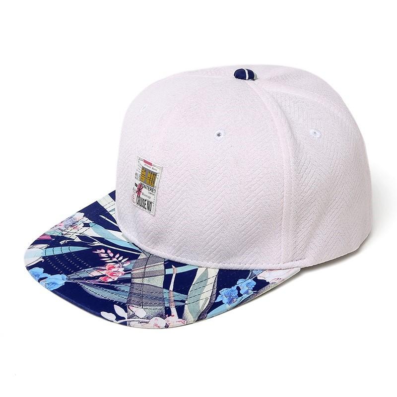 Baskılı Moda Kız Beyzbol Şapkası