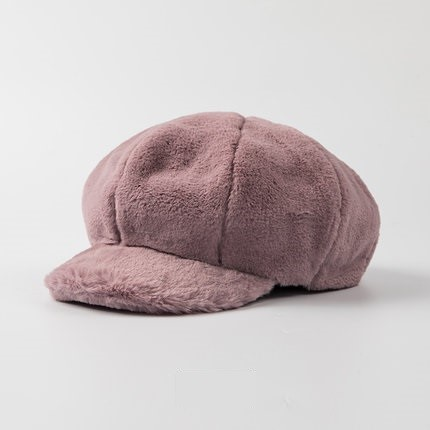 Floppy Warm Cute Girls' Newsboy Hat