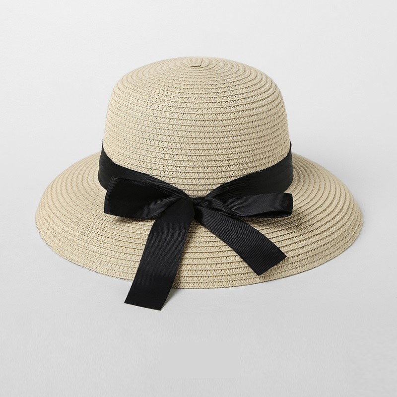 Classic Dame Beach Straw Hat