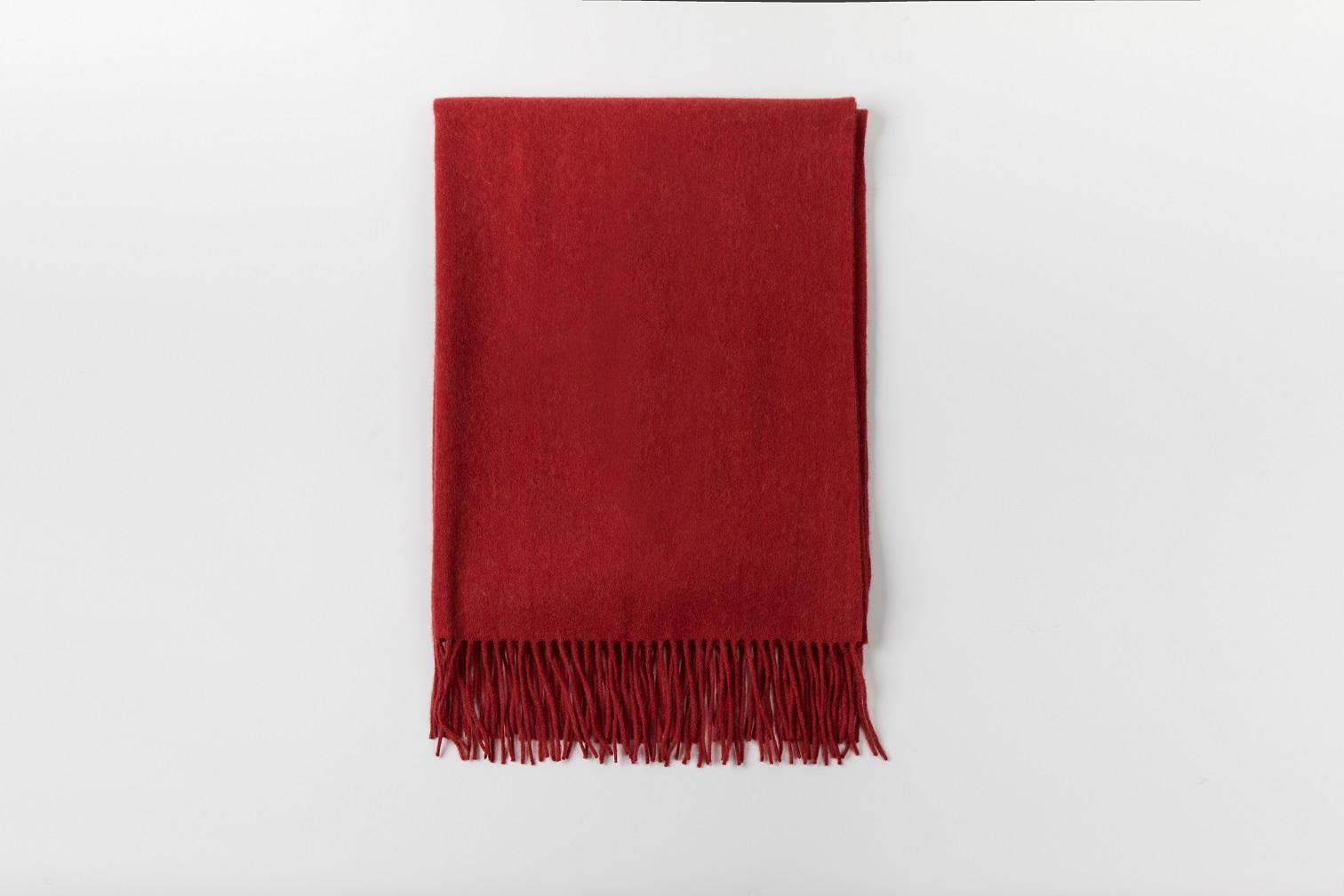 pure colour scarf