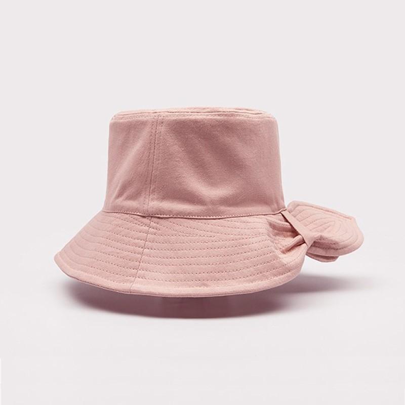 Custom Plain Color Bucket Hat