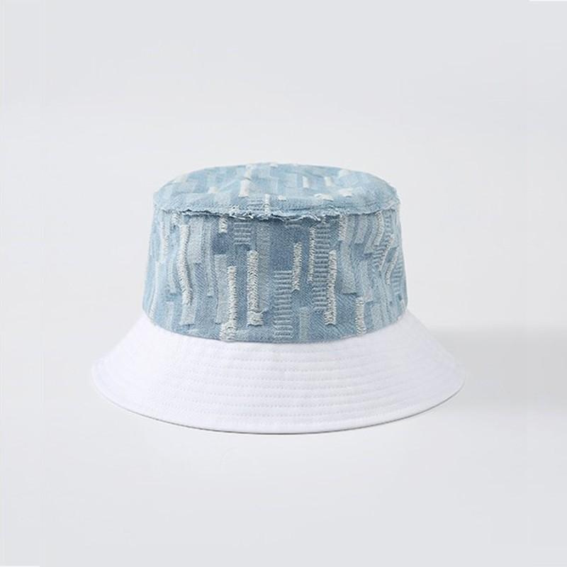 Vintage Denim Toddler Bucket Hat