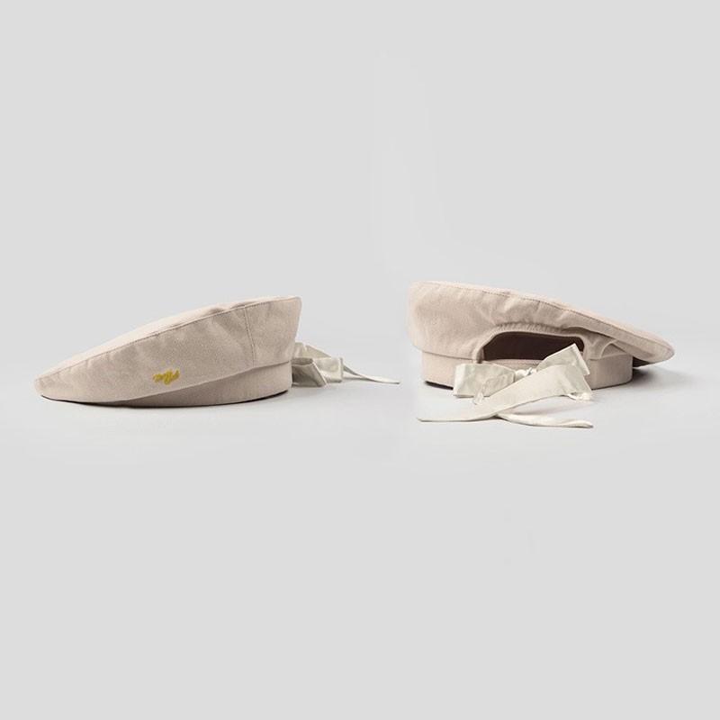 Cotton Navy Style Beret Hat