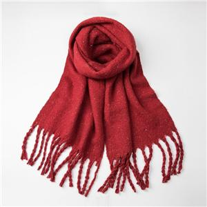 Classic Fashion Womens Woven Scarf