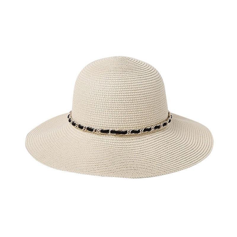 Katlanabilir Moda Kadın Güneş Şapkası