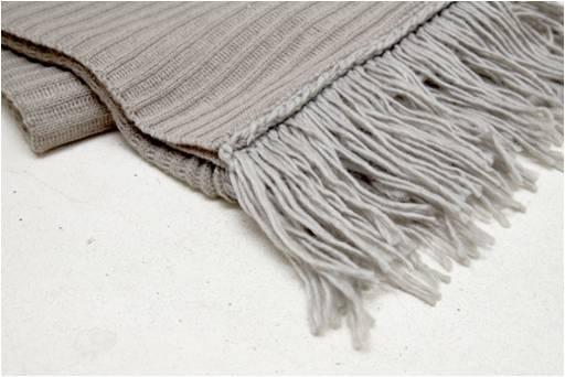 cozy color throw blanket