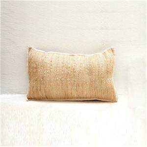 Super Soft Large Beige Bedroom Pillow