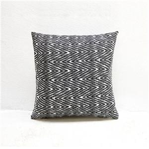 Waving Monochrome Soft Sofa Cushion
