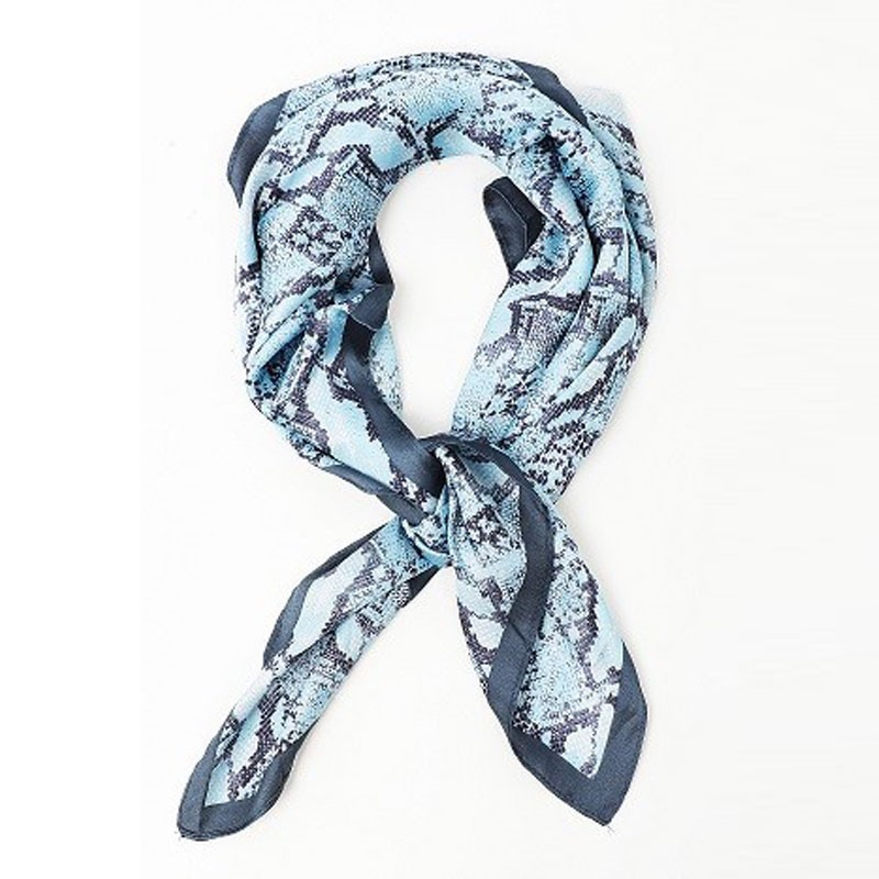 Fashion Designed Women's Square Printed Scarf