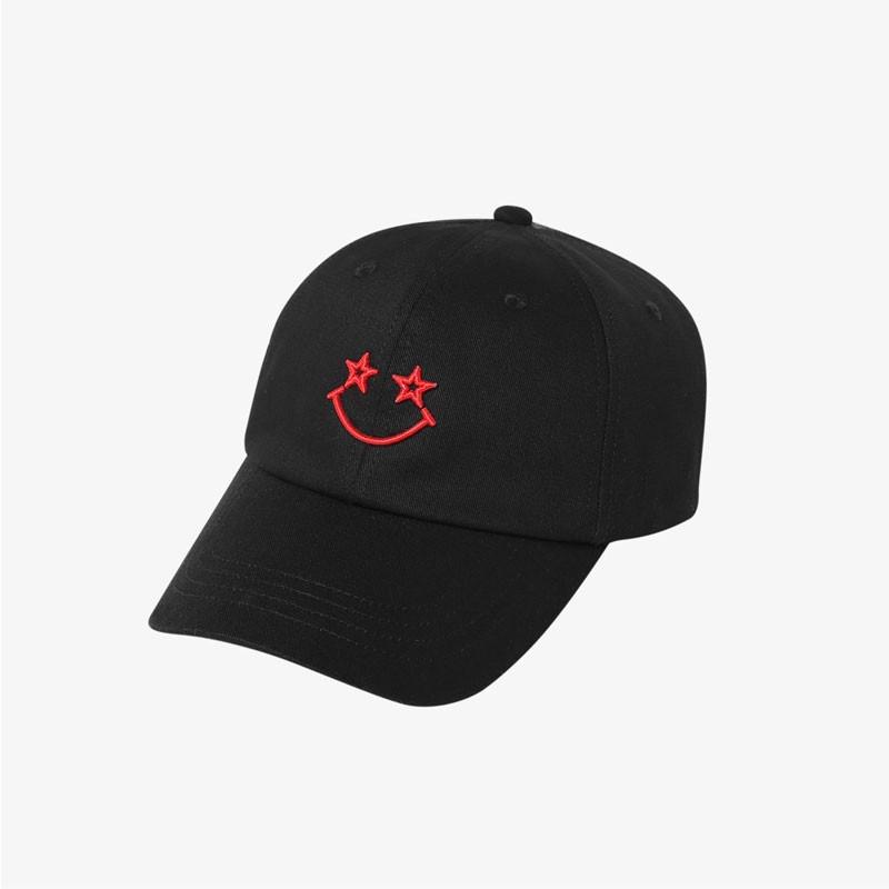 Klasik Spor Siyah Mens Beyzbol Şapkası