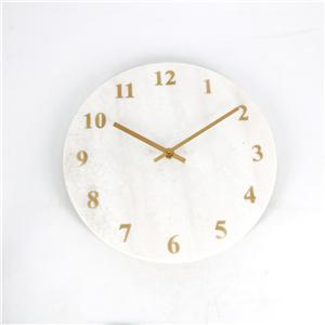 Marble Personalized Creative Living Room Clock