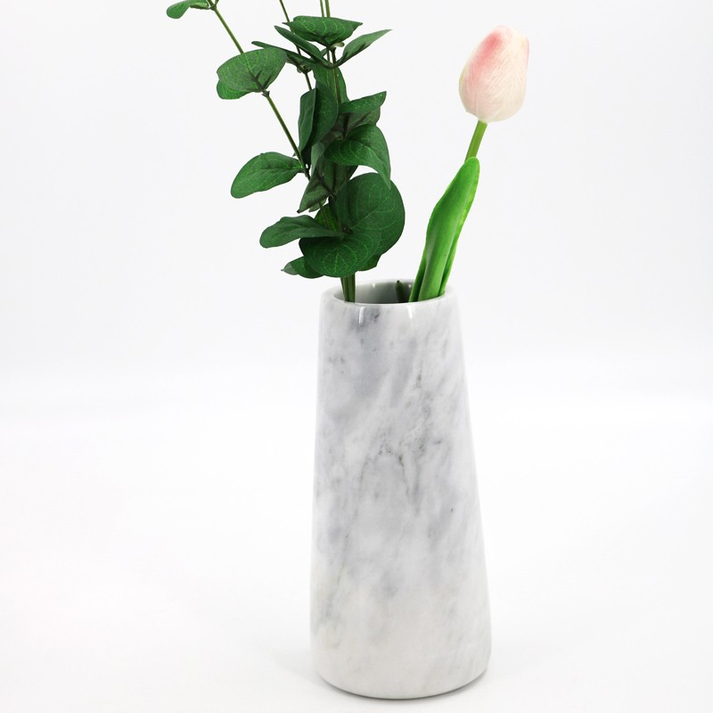 Simple Household Stone Vase