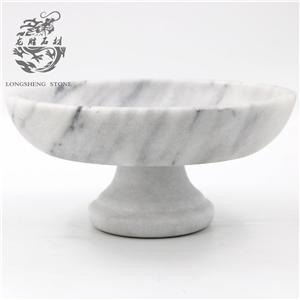 Round Marble Cheese Tray