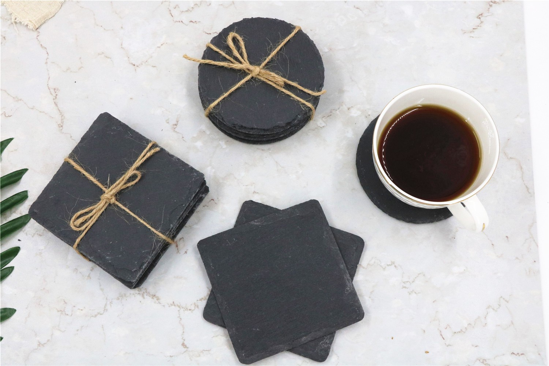 engrav stone coaster price, Buy bulk cup coaster mat, marble coasters cup Company