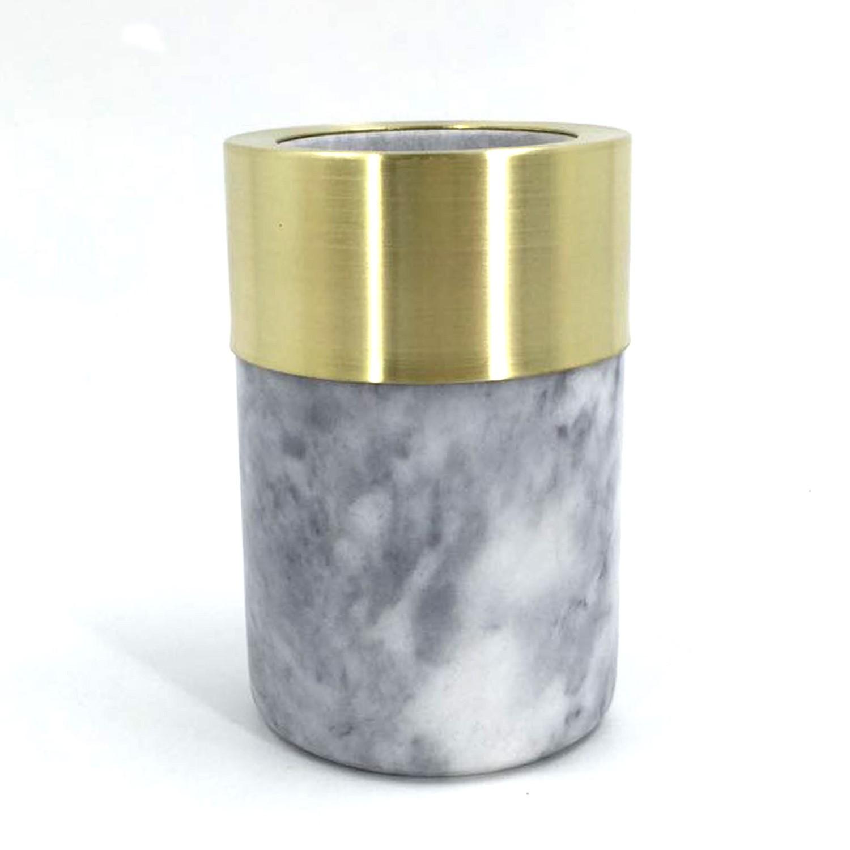 Hausgarten-Dekorations-Marmorblumentopf