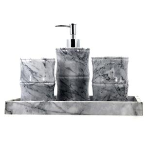 Modern Design Of Natural Stone Toothbrush Holder
