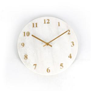 Modern Simple Art Silent Wall Clock