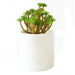 Handmade Stone Garden Flower Pot
