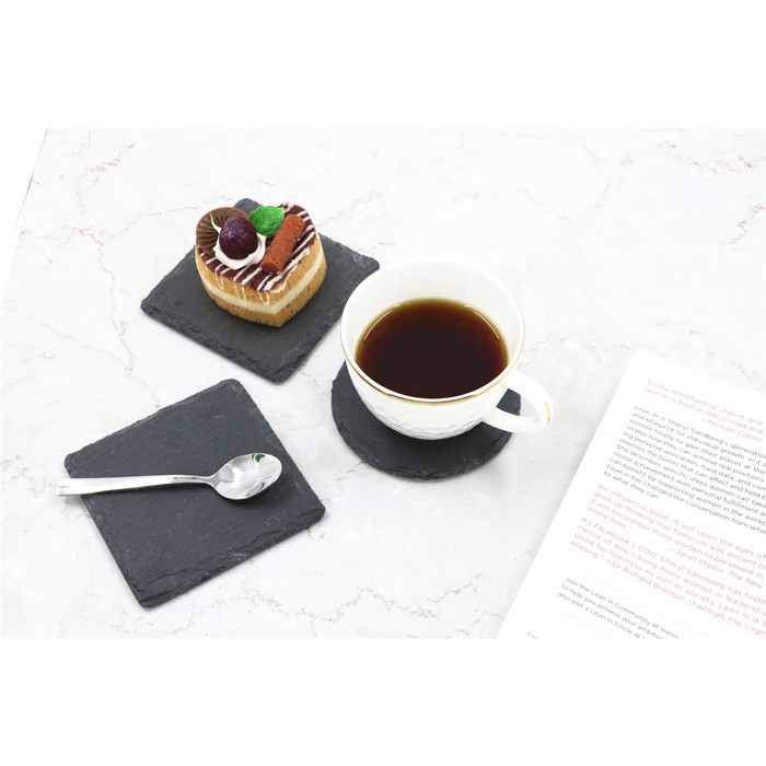 Modern Design Of Marble Tea Coasters