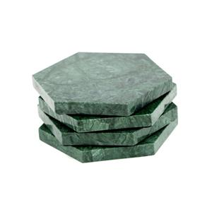 Promotional Round Absorbent Marble Coaster