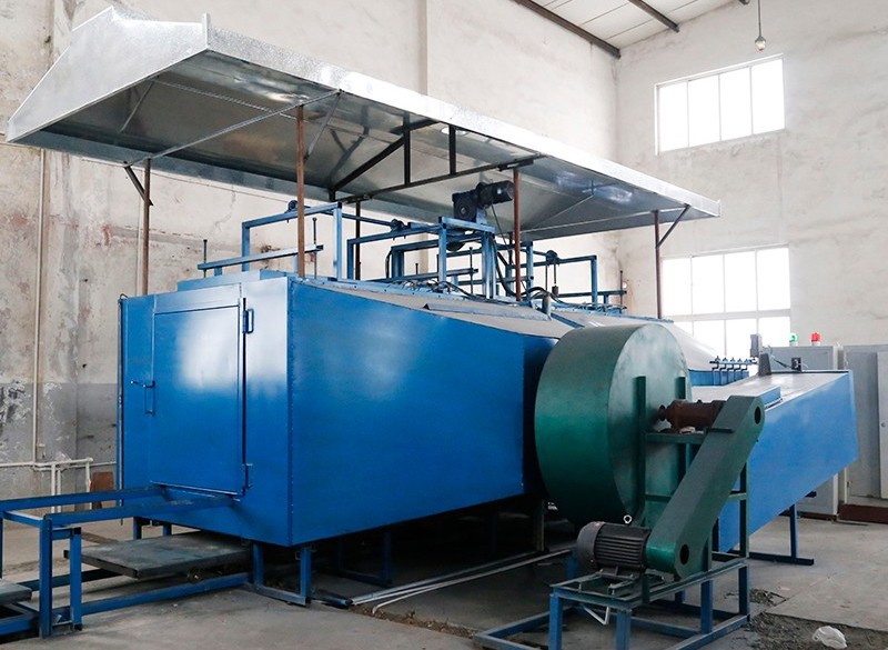 Sera Selüloz Tampon Üretim Hattı Makinesi