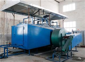 Poultry Cooling Pad Production Line