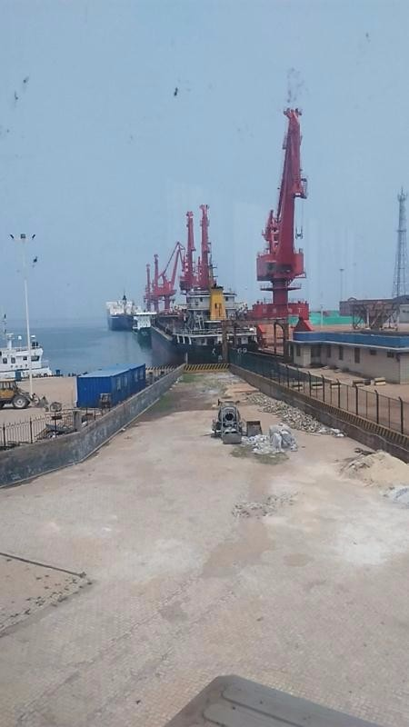 Kerjasama Logistik Maritim