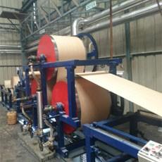 خصوصی phenol کے ساتھ چین سے نیا کولنگ پیڈ کی پیداوار لائن KRAFT کاغذ ڈوبا