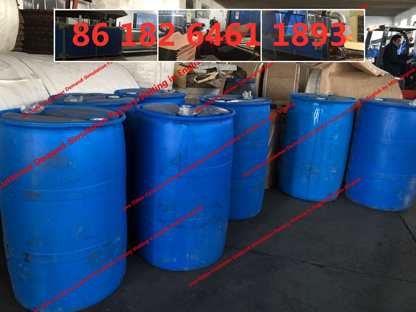 PF phenolic resin for evaporative cooling pad production